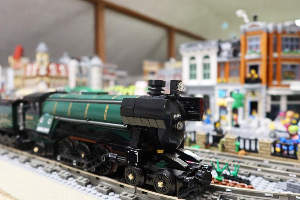 LEGO Stadt Wild City von Bricks go WILD Der LEGO Emerald Night