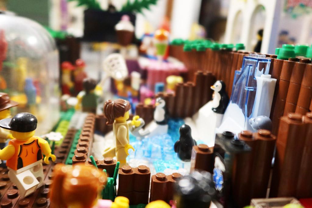 LEGO Stadt Wild City von Bricks go WILD der Zoo