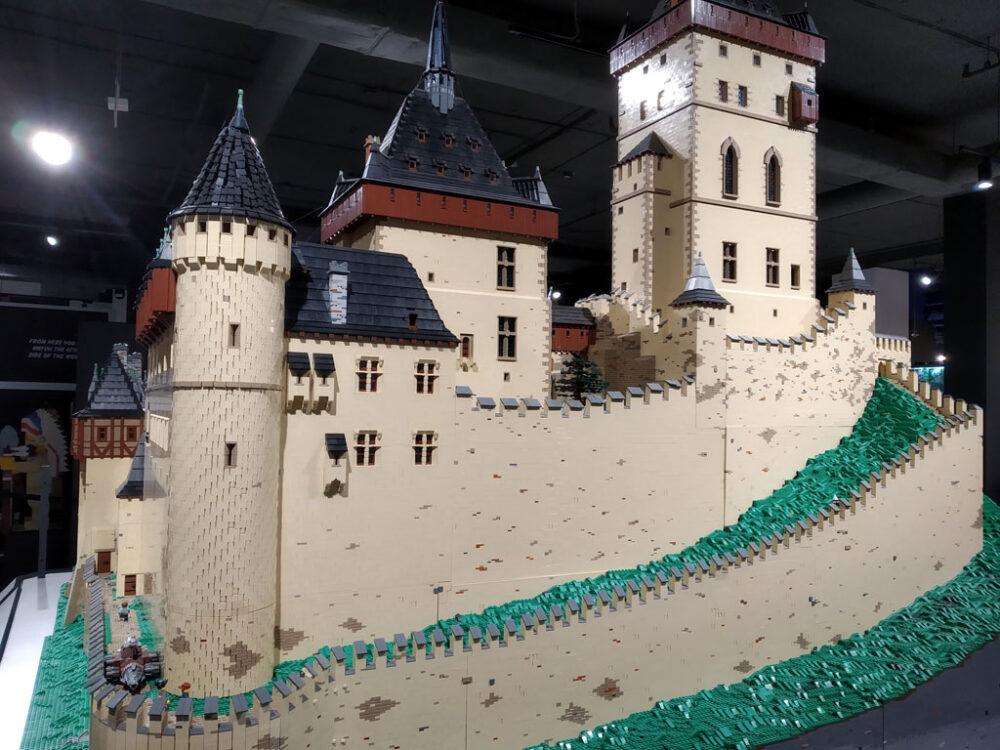 LEGO Burg Karlštejn
