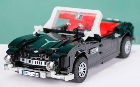 LEGO Ideas BMW 507