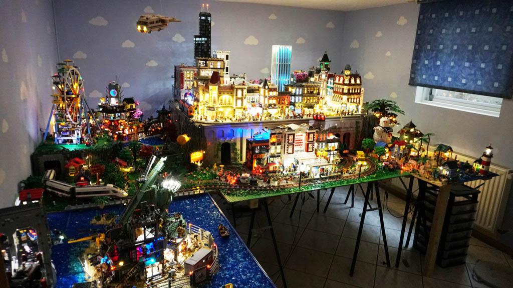 Stadtgespräch Bricksonville im Überblick