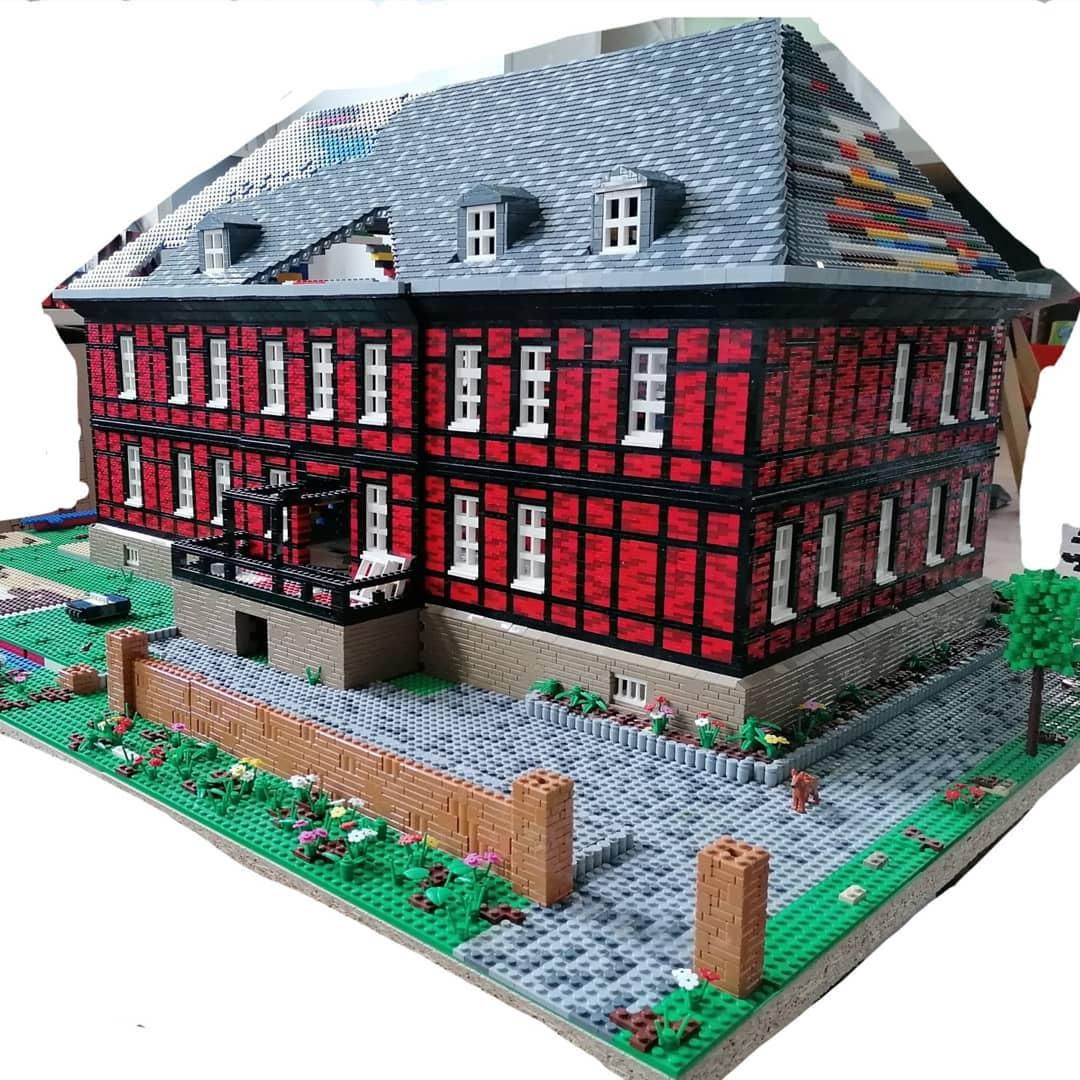 LEGO Gutshof