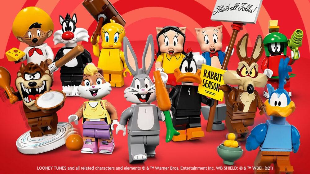 LEGO 71030 Looney Tunes Minifiguren-Sammelserie
