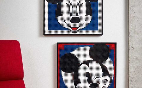 LEGO Art 31202 Mickey Mouse Neue Motive