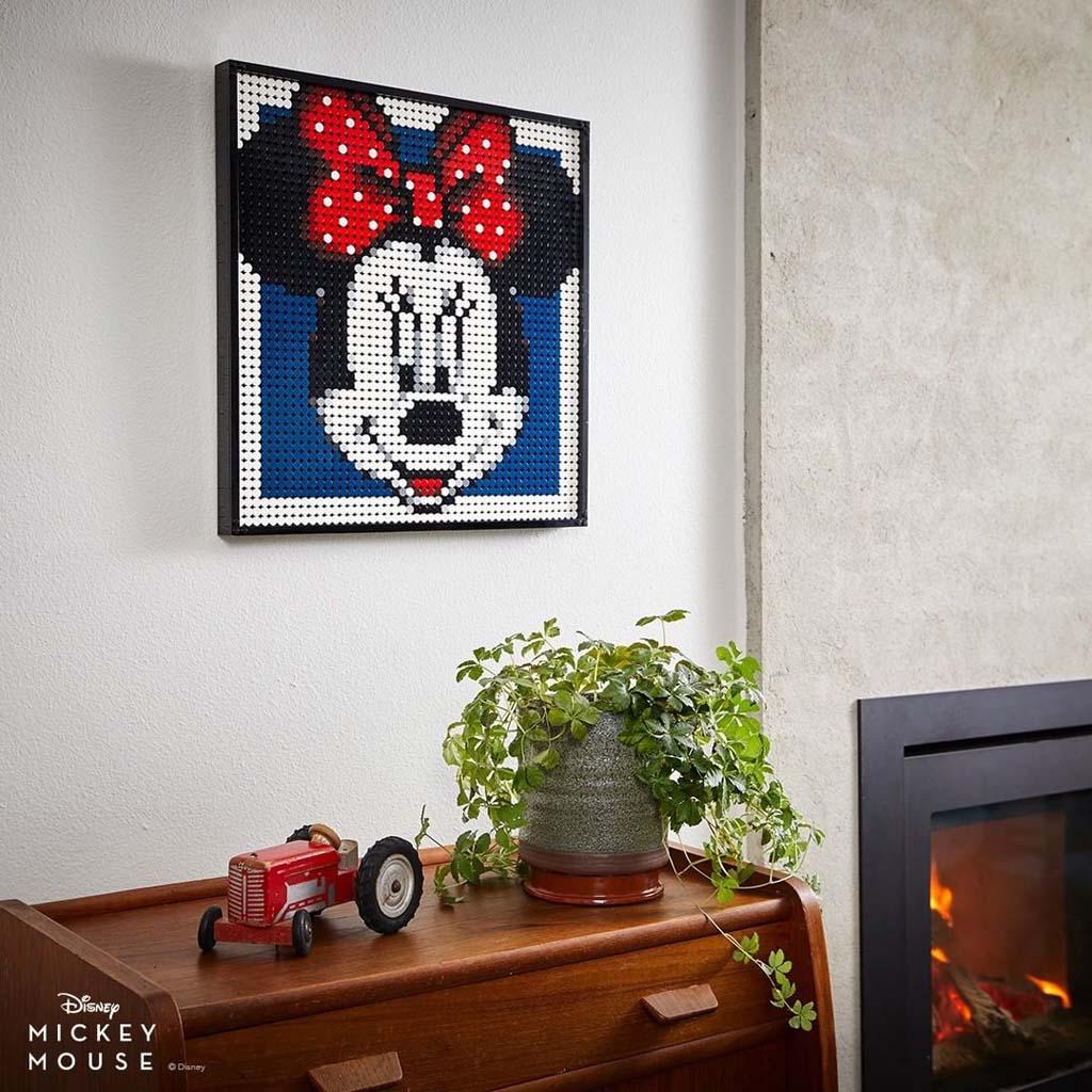 LEGO Art 31202 Minnie Mouse