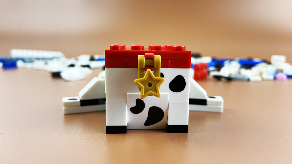 LEGO BrickHeadz 40479 Dalamtiner und Welpe Erste Schritte