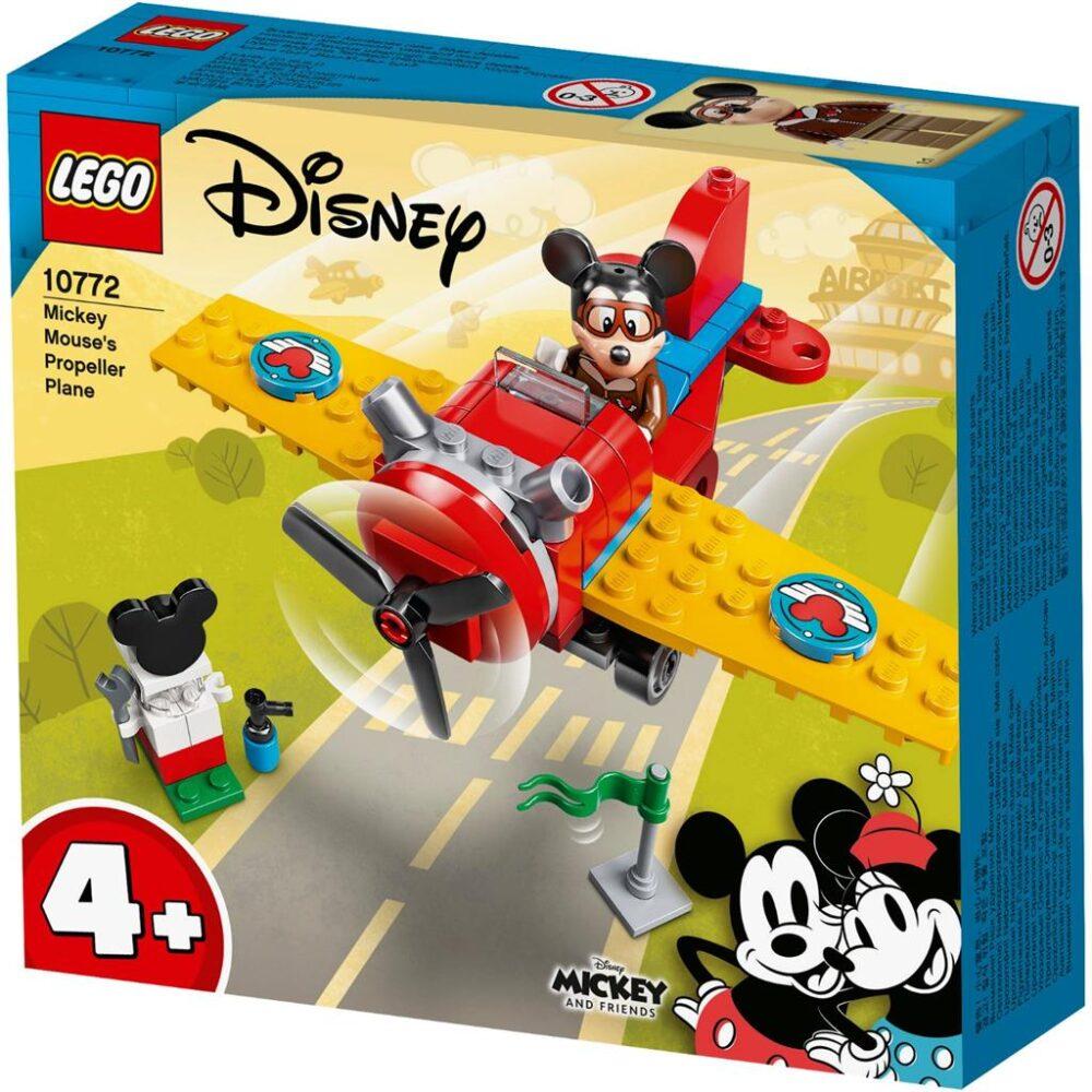 LEGO Disney 10772 Mickey Mouse Hubschrauber