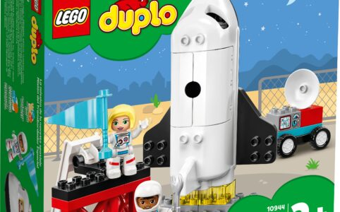 LEGO Duplo 10944 Space Shuttle Weltraummission