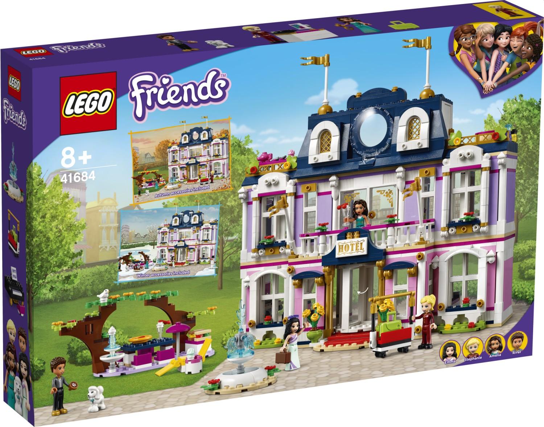 LEGO Friends 41684 Heartlake City Hotel