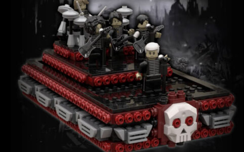 LEGO Ideas: Welcome to the black Parade