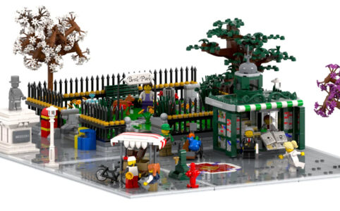 LEGO Modular Expansion Pack