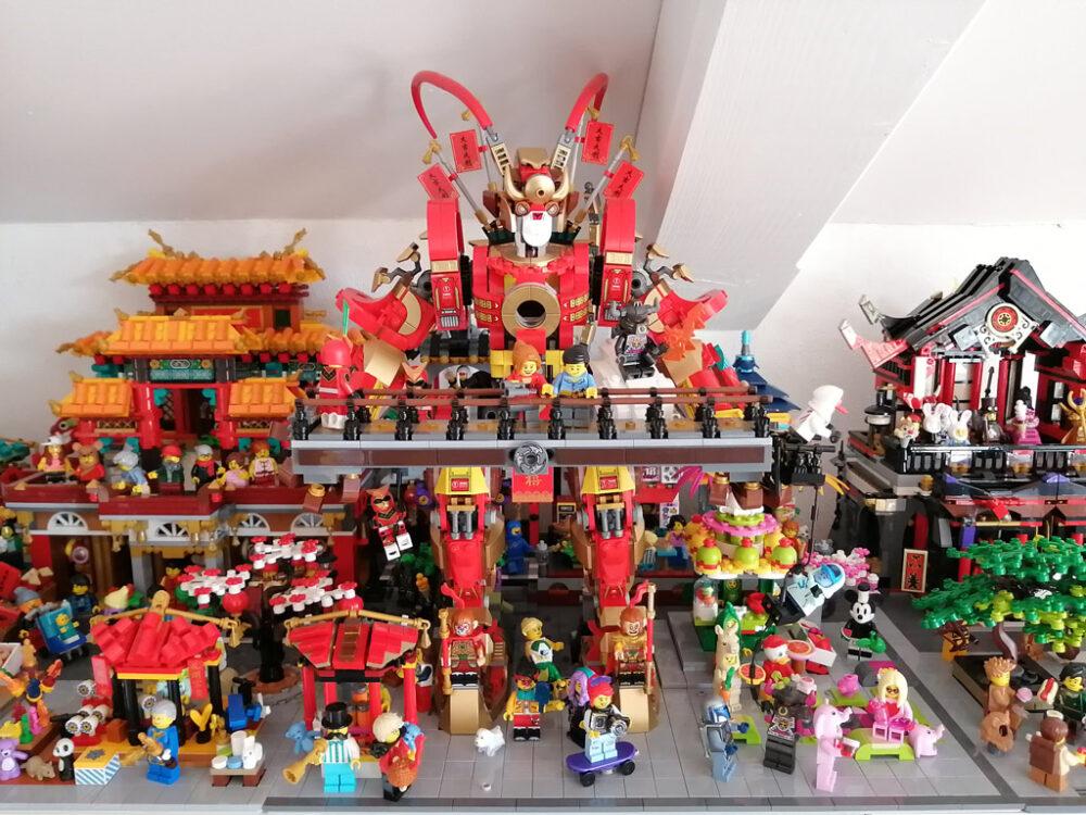 Ninjago Abenteuerstadt
