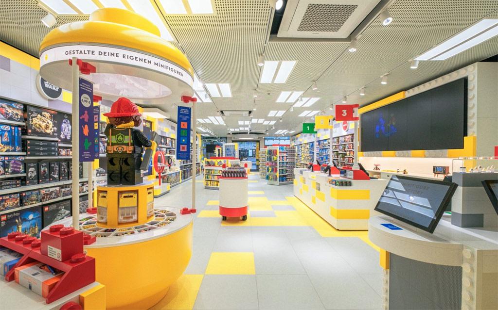 Lego Shop Stuttgart