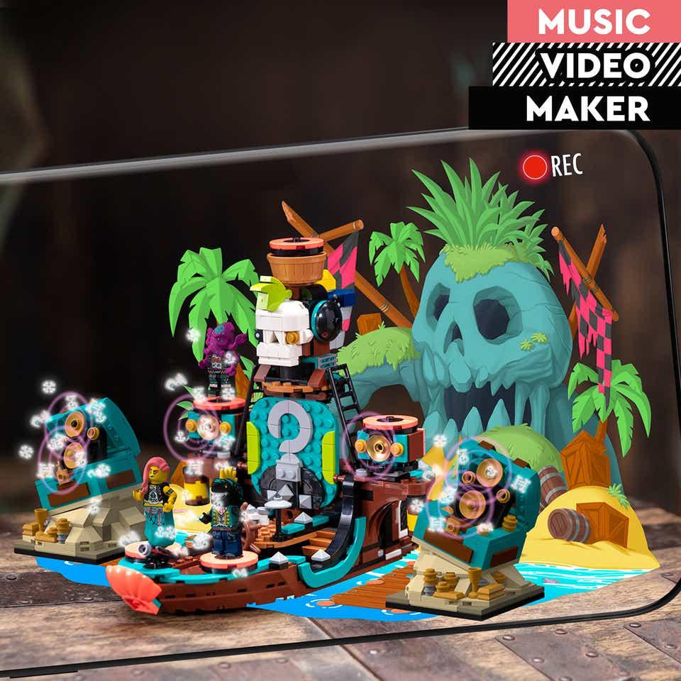 LEGO Vidiyo Sommer 2021