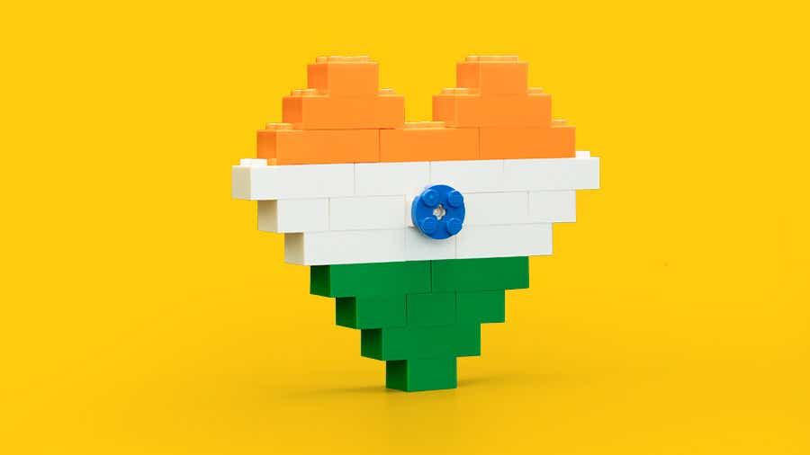 Ein Herz für Indien