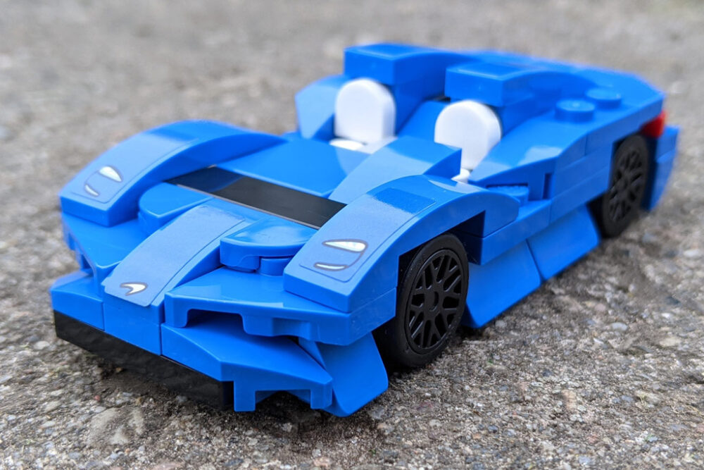 LEGO 30343 McLaren Elva