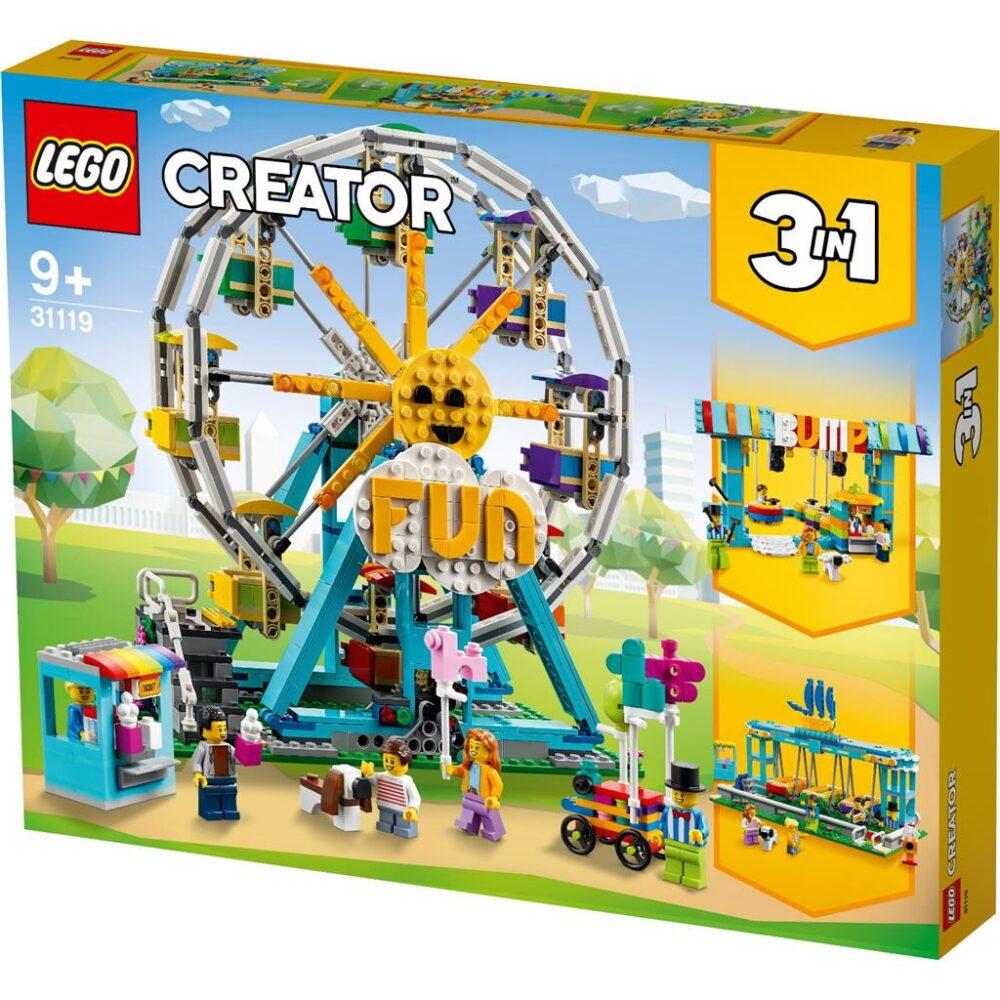 LEGO Creator Sommer 2021: 31119 Riesenrad