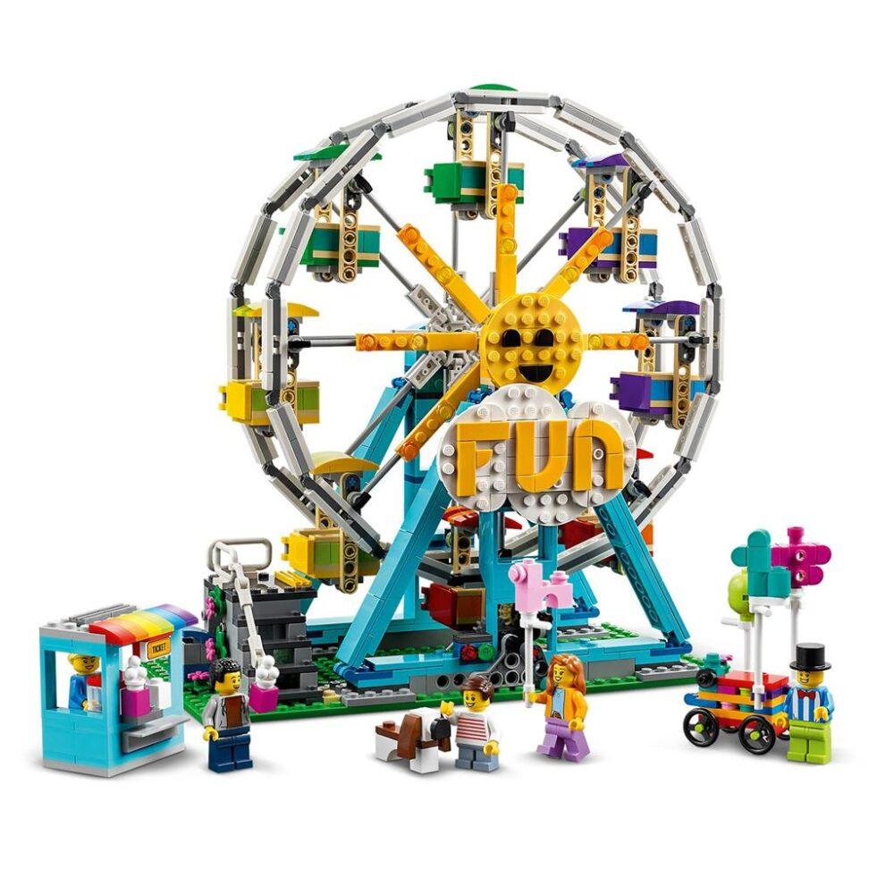 LEGO Creator Sommer 2021 Neuheit: 31119 Riesenrad