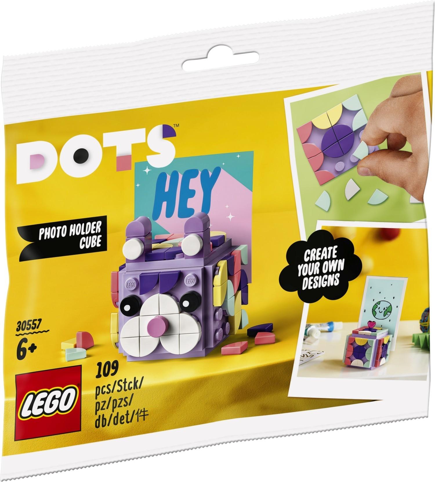 LEGO Dots 30557 Fotowürfel Hase