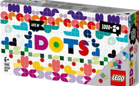 LEGO Dots 41935: Lots of Dots