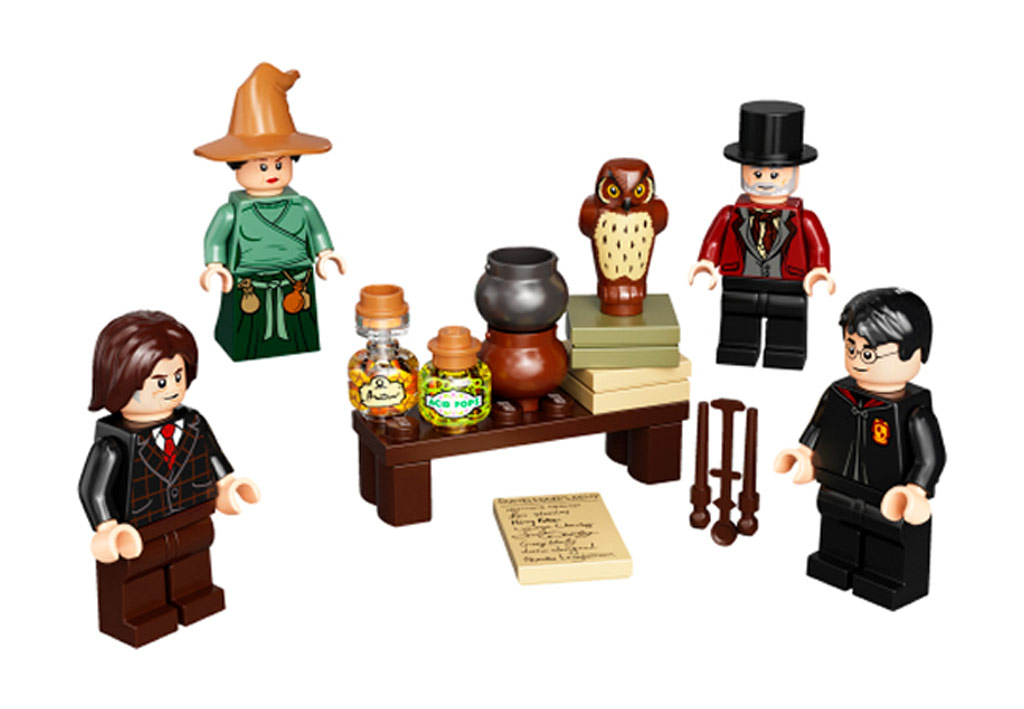 LEGO Harry Potter 40500 Wizarding World Zubehör-Set