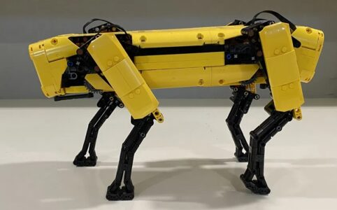 LEGO Ideas Projekt Boston Dynamics SPOT