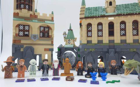 LEGO Harry Potter 76389 Hogwarts Kammer des Schreckens