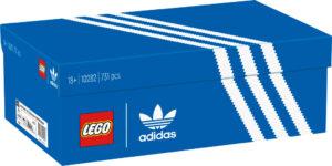 LEGO 18+ 10282 Adidas Originals Superstar: Das ist die Verpackung