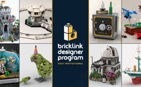 LEGO BrickLink Designer Program: Crowdfunding-Phase