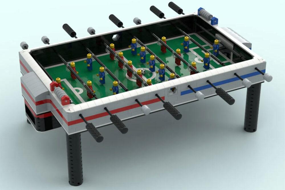 LEGO Ideas Tischkicker