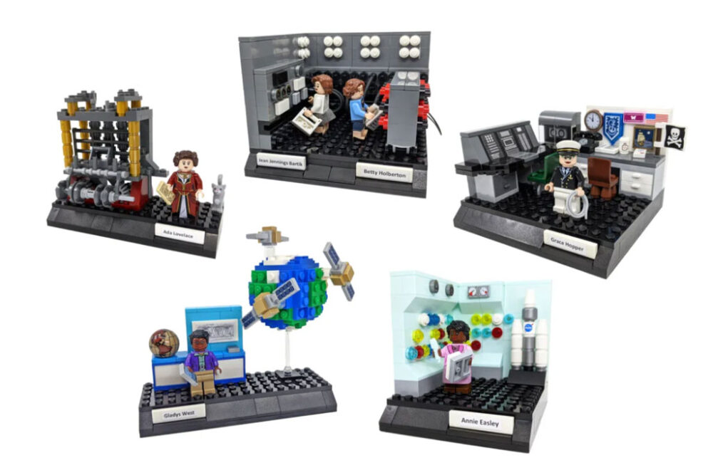 LEGO Ideas Women of Computing