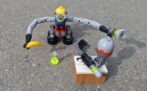 LEGO Minions 30387 Bob