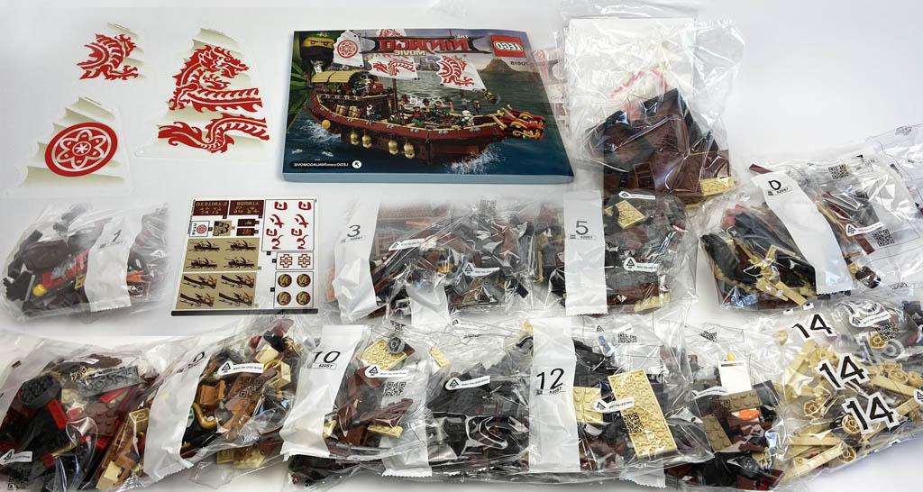LEGO Ninjago 70618 Destiny´s Bounty