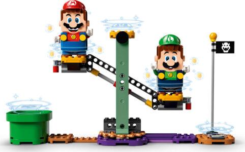 LEGO Super Mario und... Luigi