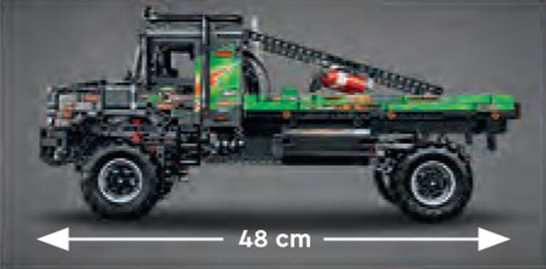lego technic sommer 2021 neuheiten: 42129 4×4 mercedes