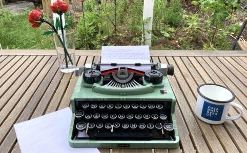 LEGO Ideas 21327 Schreibmaschine