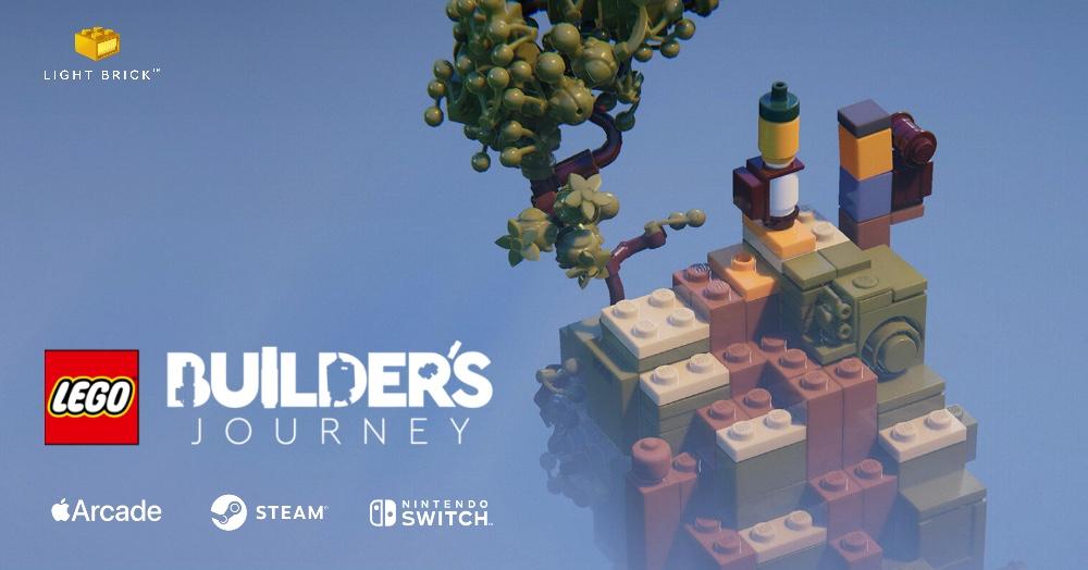 Builder's Journey ab 22. Juni für PC und Nintendo Switch