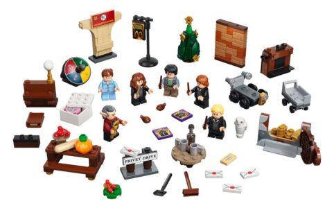 LEGO Harry Potter 76390 Adventskalender 2021