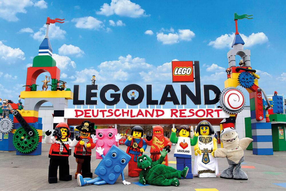 LEGOLAND Deutschland Resort in Günzburg