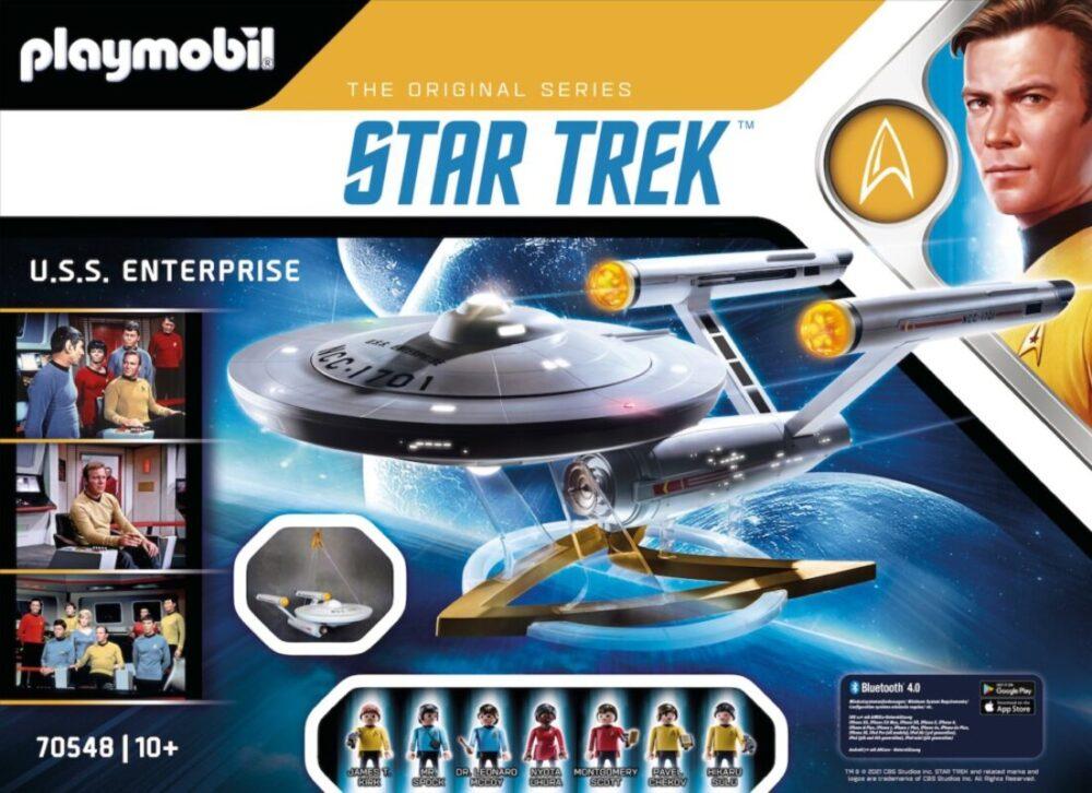 70548 Star Trek U.S.S. Enterprise NCC-1701