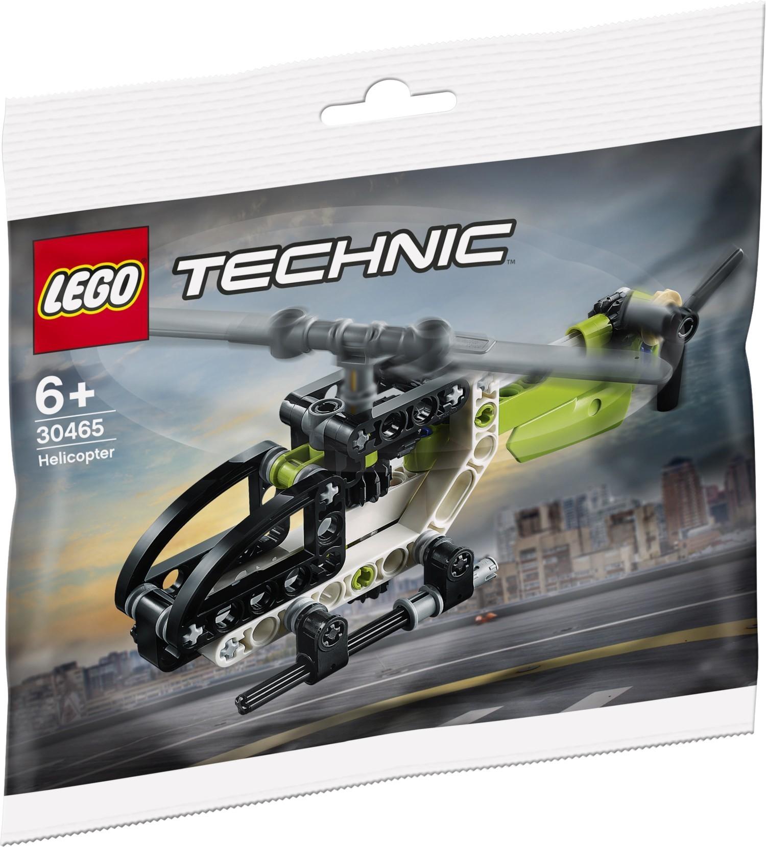LEGO Technic 30465 Helikopter Polybag
