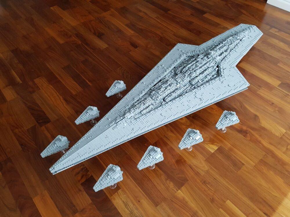 LEGO Super Star Destroyer von onecase