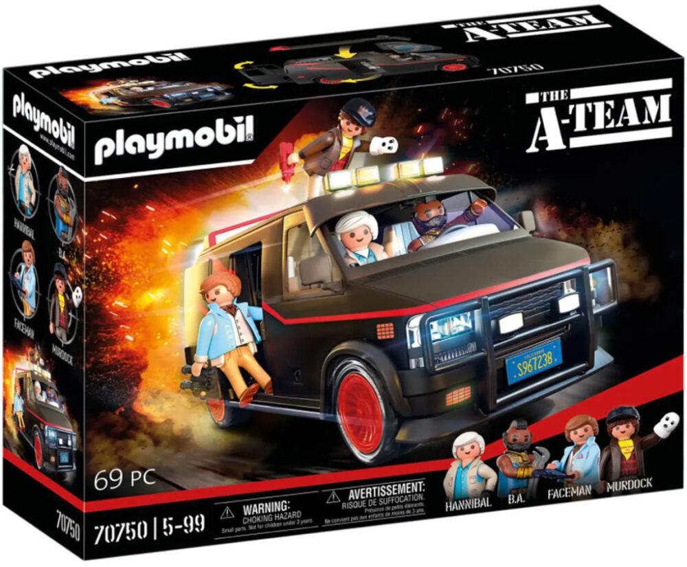 Playmobil 70750 The A-Team Van