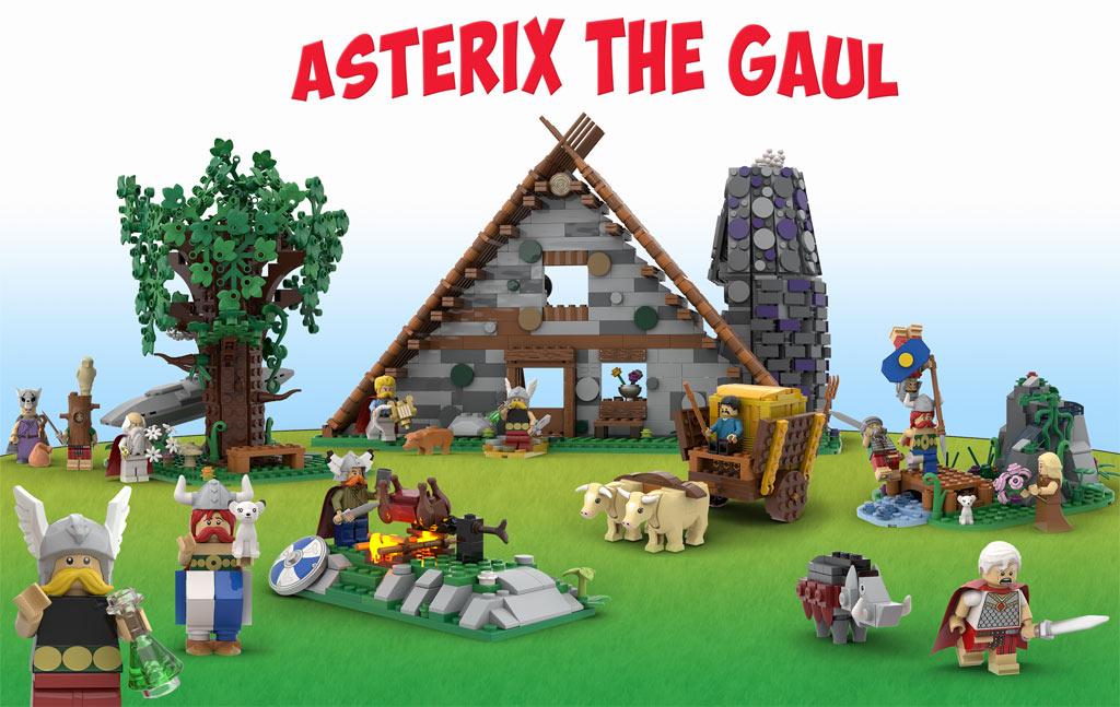 LEGO Asterix der Gallier