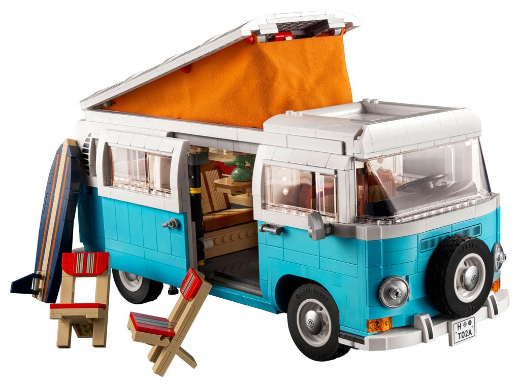 LEGO 18+ Volkswagen 10279 T2 Camper Van