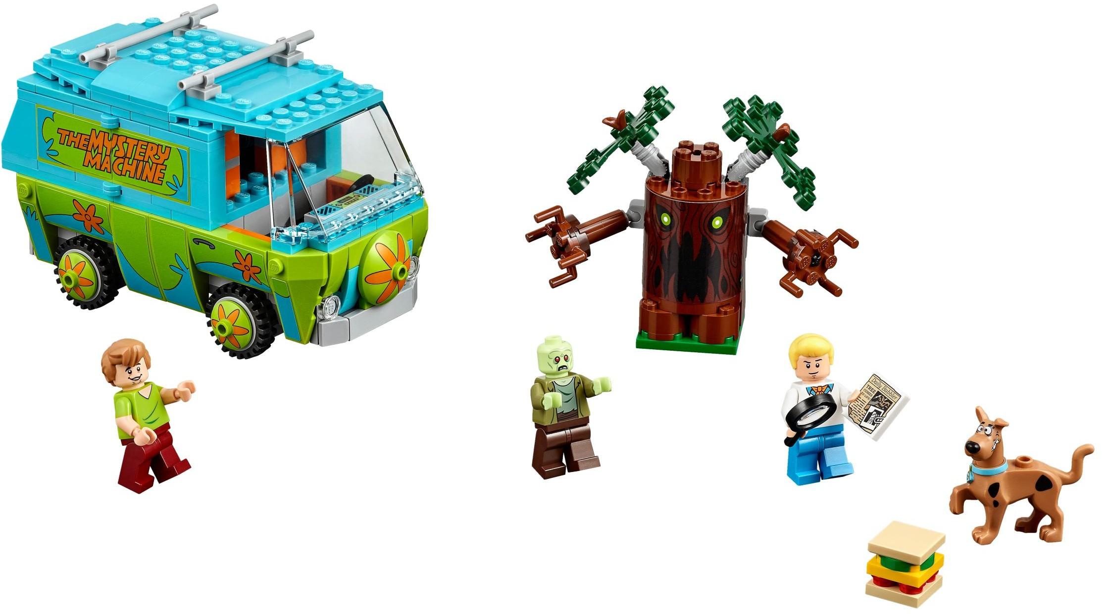 LEGO Scooby-Doo 75902 The Mystery Machine