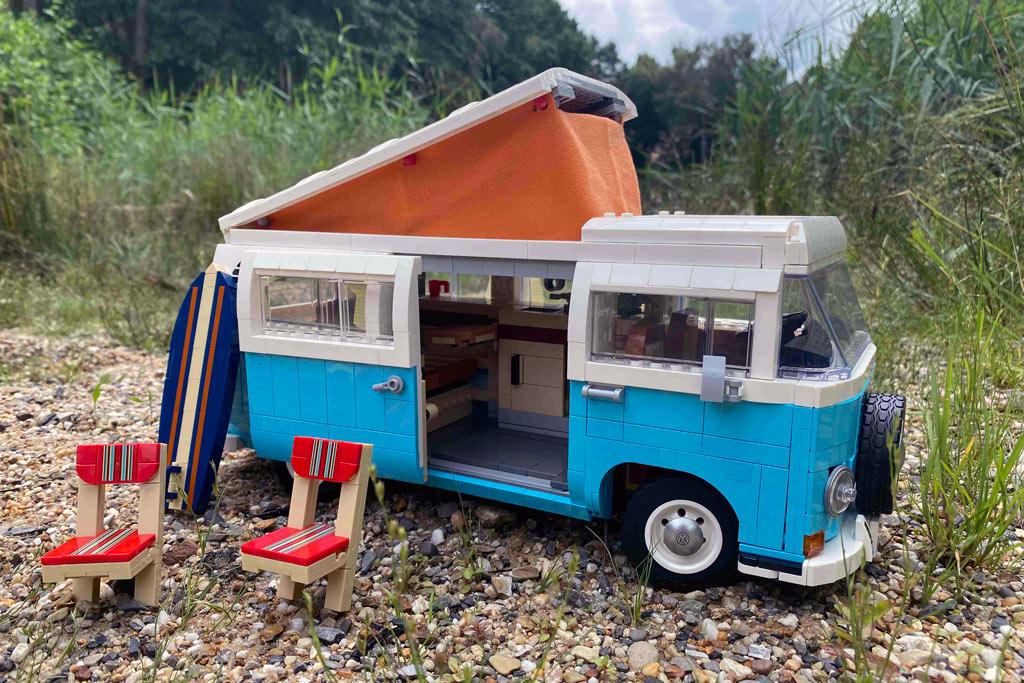 LEGO Volkswagen 10279 T2 Camper Van