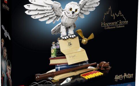 LEGO Harry Potter 76391 Hogwarts Ikonen