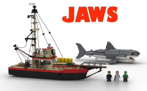 LEGO Ideas Jaws