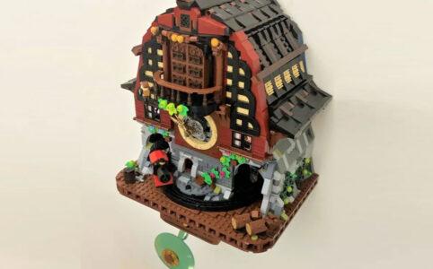LEGO Ideas Kuckucksuhr